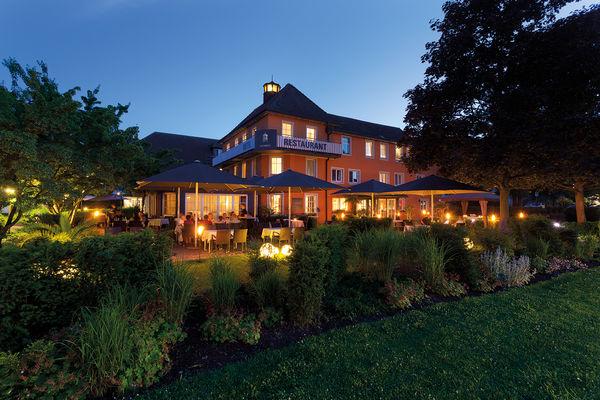 Ganter Hotel & Restaurant Mohren - Außenansicht