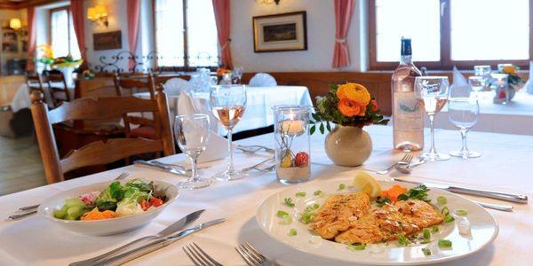 Hotel-Restaurant Kreuz - Fischteller