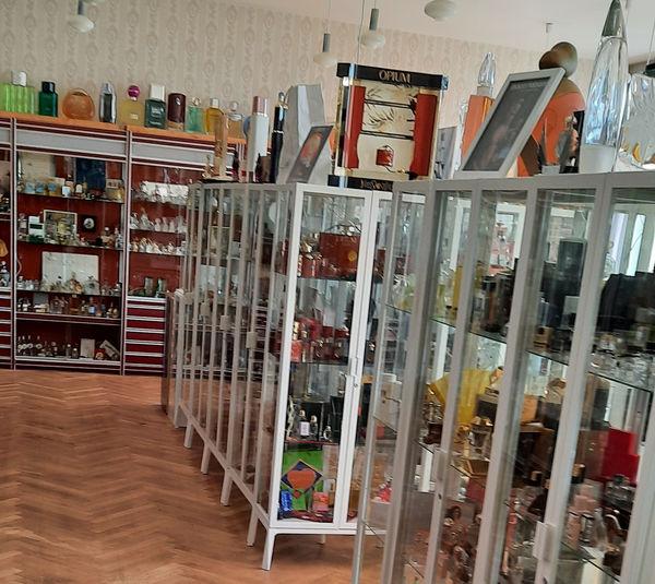 Parfummuseum, Foto: Parfummuseum/ Claudio Besenzoni, Foto: Parfummuseum/ Claudio Besenzoni