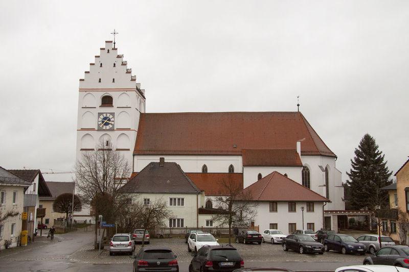 Pfarrkirche St. Michael in Reisbach