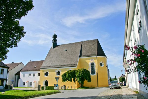 St. Salvator in Reisbach