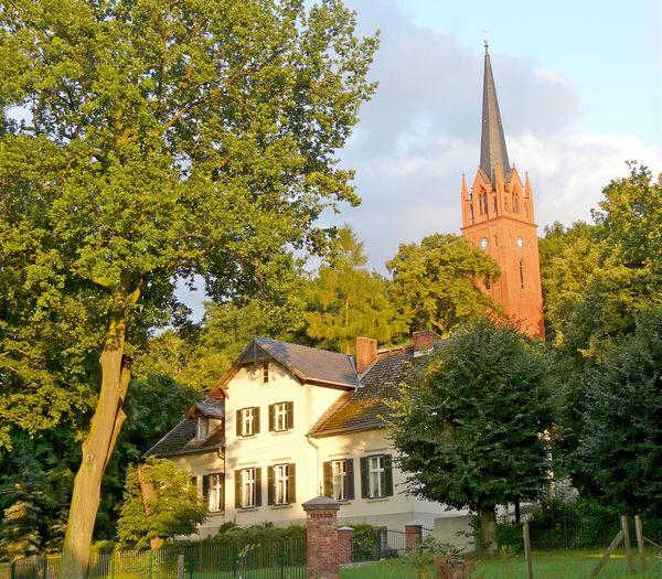 Stülerkirche Reitwein © terra press Berlin
