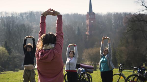 © Yoga Reitwein