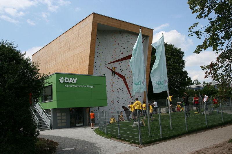 Kletterhalle Reutlingen