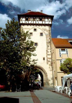 Gartentor Reutlingen