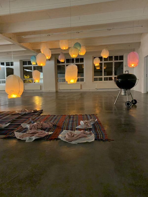 Gerrit Frohne-Brinkmann Ausstellungsansicht
