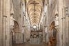 Innenansicht Marienkirche Reutlingen