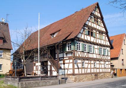 Museum 'Im Dorf' in Reutlingen-Betzingen
