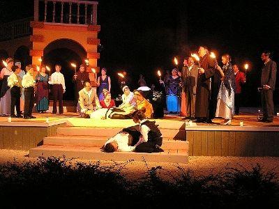 Aufführung in Naturtheater Reutlingen