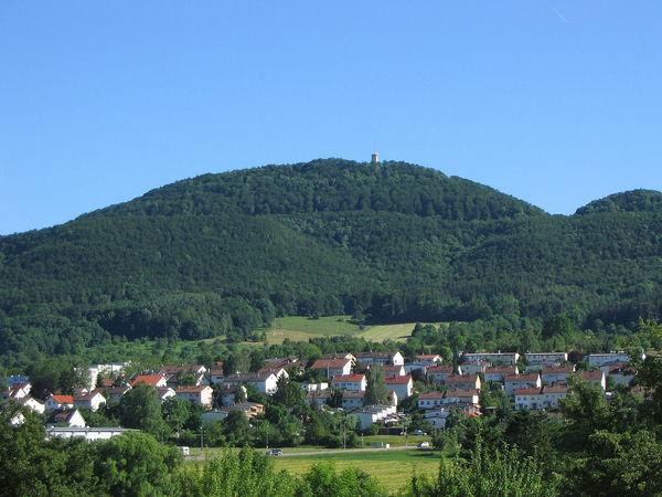 Roßberg bei Reutlingen