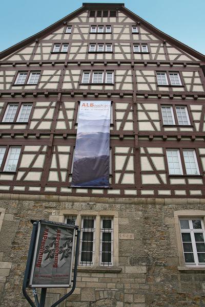 Städtisches Kunstmuseum im Spendhaus in Reutlingen