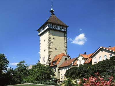 Tübinger Tor in Reutlingen