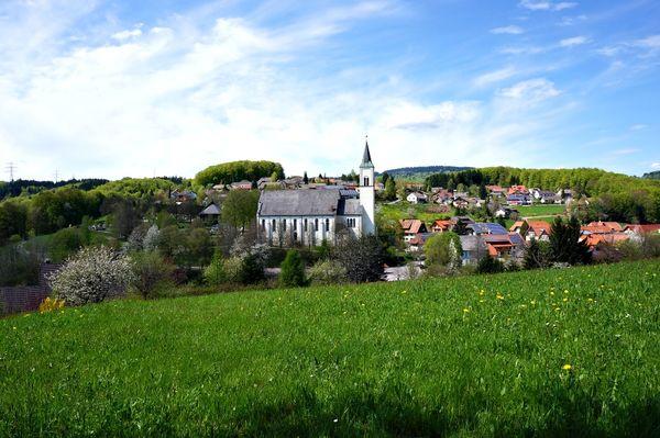 Kirche Rickenbach