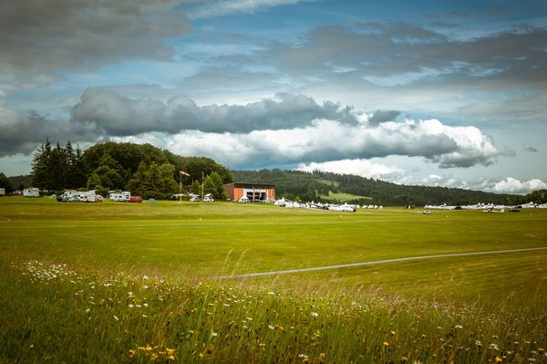 Segelflugplatz