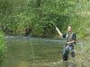 Fliegenfischen in Rieden