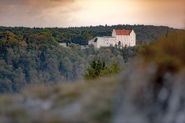 Rosenburg in Riedenburg im Altmühltal