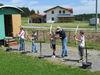 Kinderspaß beim Bogenschießen in Riedlhütte