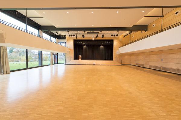 Ansicht Festsaal