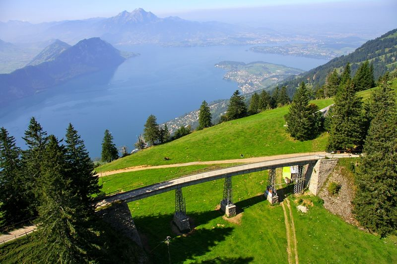 Rigi panorama trail