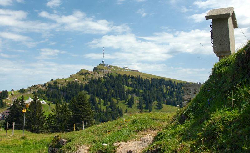 Rigi Bildstöckli trail