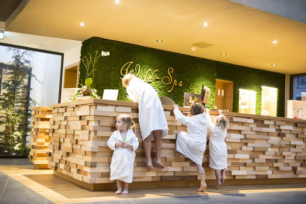 ****S Baby & Kinder Bio-Resort Ulrichshof: Wellness & Spa