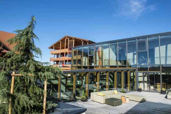 ****S Baby & Kinder Bio-Resort Ulrichshof in Rimbach im Bayerischen Wald