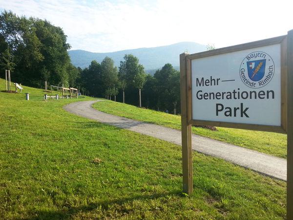 Mehrgenerationenpark Rimbach