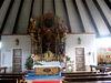 Blick auf den Altar in der Pfarrkirche ST. MICHAEL in Rimbach im Kötztinger Land
