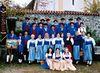 Die Mitglieder des Trachtenvereins dHohenbogner in Rimbach