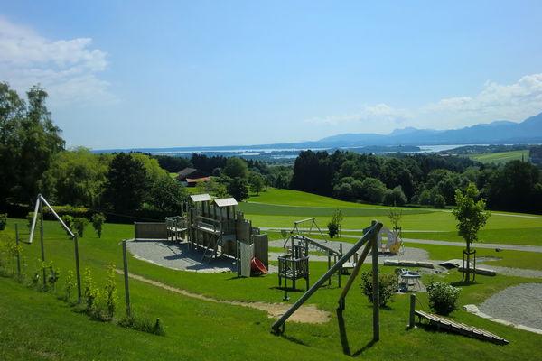 Spielplatz Ratzinger Höhe