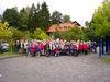 Wandergruppe bei den geführten Wanderwochen im Klosterort Rinchnach