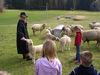 Erlebnis für die Kleinen auf dem Schafhof Perl in Grub bei Rinchnach