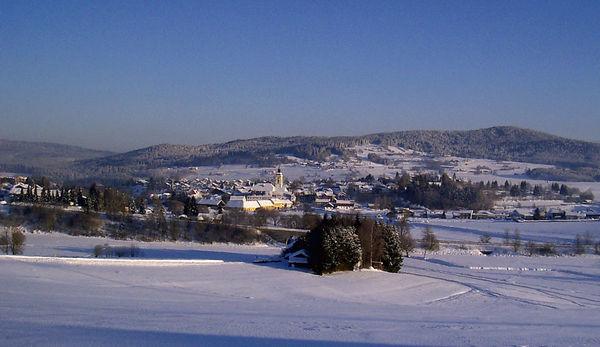 Rinchnach bietet auch im Winter viele Möglichkeiten zu Sport und Erholung