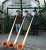 Alphornbläser bei der Christkindlwallfahrt in Ringelai
