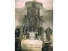 Alter Altar in der Pfarrkirche in Ringelai im Bayerischen Wald