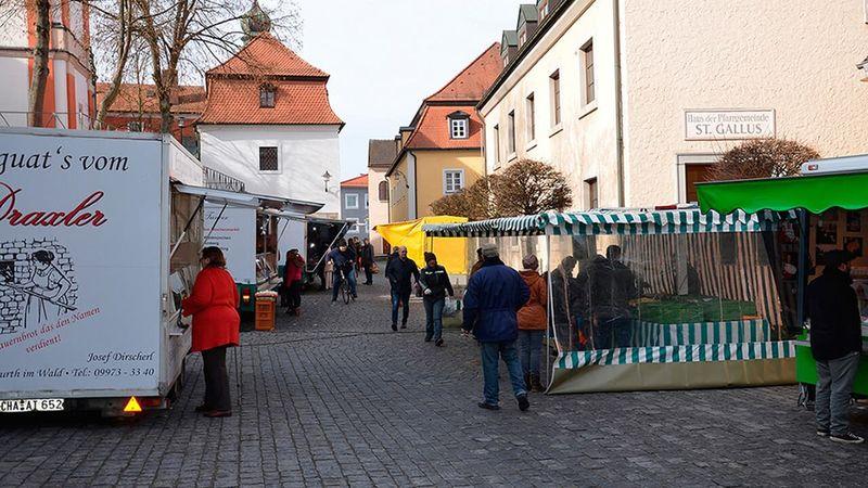 Bauernmarkt Roding
