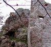 Naturschutzgebiet Pfahl-Ruine Schwärzenberg bei Roding im Naturpark Oberer Bayerischer Wald