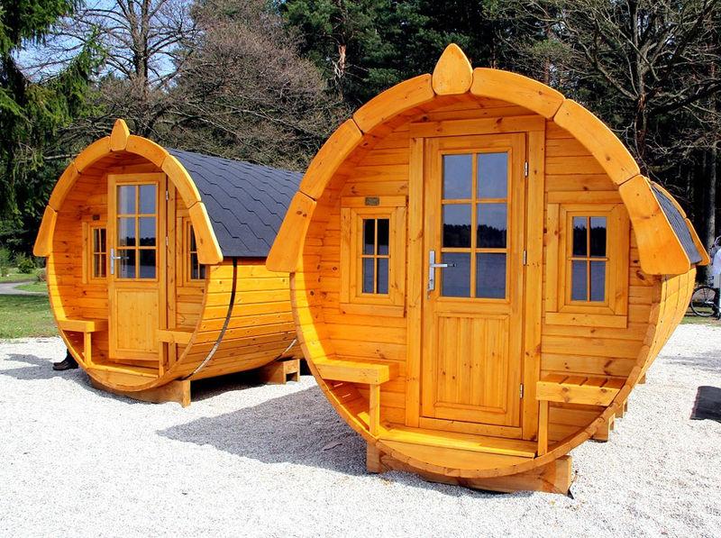 Neubäu Camping