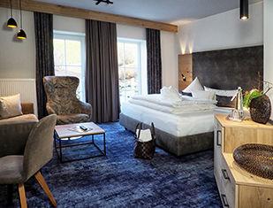 Zimmer im Landhotel Brandlhof