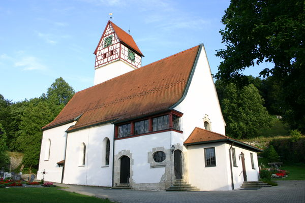 Martinskirche in Zainingen