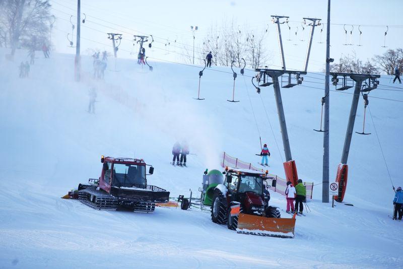 Skilift Donnstetten