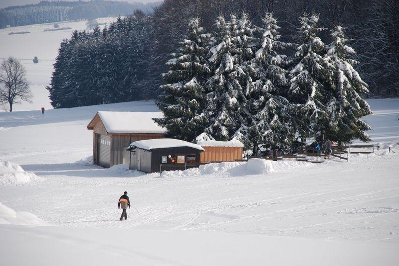 Skilift Hesel in Römerstein-Böhringen