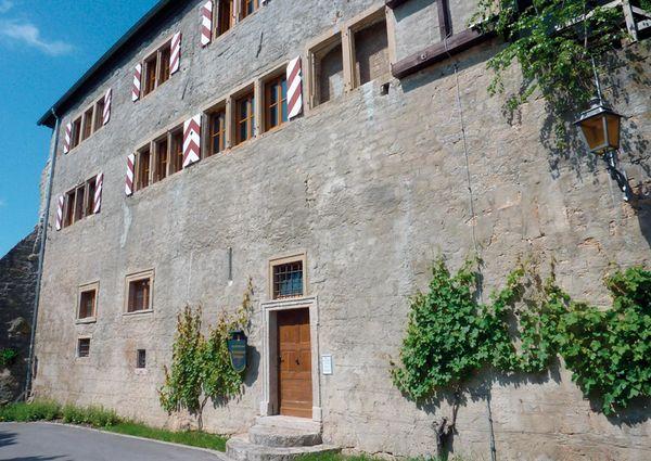 Weinmuseum Röttingen Außenansicht