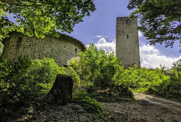 Burgruine Schwarzenburg