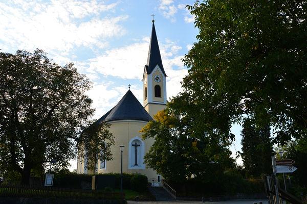 Pfarrkirche St. Jakobus d.Ä. in Rohrdorf