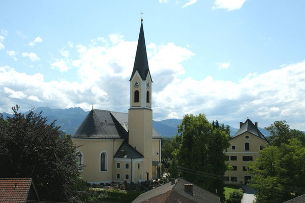 St. Jakobus d. Älteren Kirche in Rohrdorf