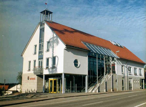 Rosenberger Rathaus