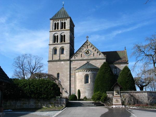 St. Jakobus Kirche in Rosenberg