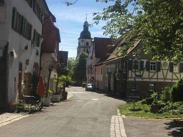 Rosenfeld Altstadt