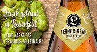 Brauerei Lehner Banner
